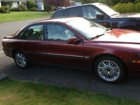 "2000 Volvo S80 Sedan ""Must Sell"""