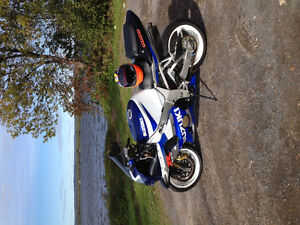 2002 gsxr 1000 would trade for rm cr kx Yz 250 or 500