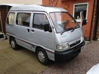 Daihatsu HI-JET 1300 16V EFI camper/day van