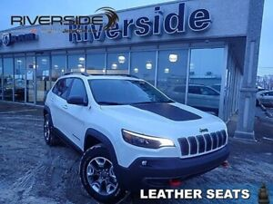 2019 Jeep Cherokee Trailhawk Elite  - Sunroof - $232.33 B/W