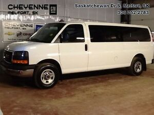 2017 GMC Savana Passenger 1LT  -  BACKUP CAMERA -  POWER SEATS
