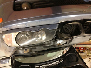 2000 factory xenon 3 series BMW headlight