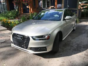 Audi A4 Quattro 2016 bas km