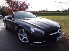 2013 Mercedes Benz SL Class SL 350 2dr Auto AMG Sport Pack! Airscarf! 2 door...