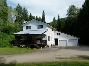 Creekside Home on 5.9 Acres