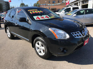 2013 Nissan Rogue SE SPECIAL EDITION...EXCELLENT COND.