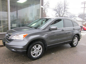 2011 Honda CR-V EX All Wheel Drive Moonroof