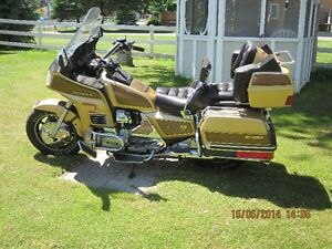 Honda Limited Edition Goldwing