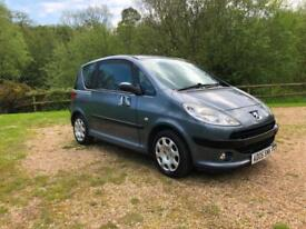 2005 Peugeot 1007 Dolce 1.4 Petrol Manual Ideal 1st Car Electric Sliding Doors