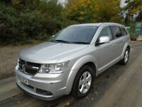 Dodge Journey 2.0 CRD SXT (silver) 2009