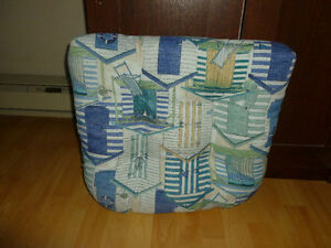 superbe coussin neuf propre 4x