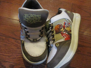 Yu-Gi-Oh  shoes size 2