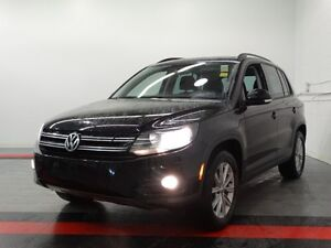 2012 Volkswagen Tiguan Highline   - Sunroof - UCONNECT - Alloy W
