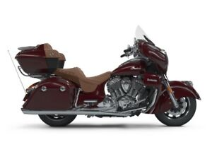 2018 Indian Motorcycle Roadmaster ABS Burgundy Metallic