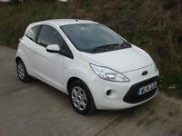 2014 14 Ford Ka 1.2 69ps 2014MY Edge Start Stop Air Con