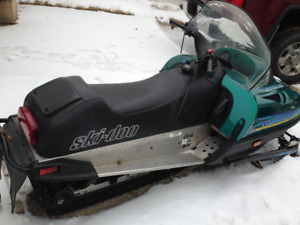 1997 Skidoo for sale
