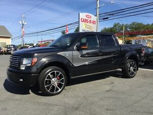 2012 Ford F-150 4x4 Harley-Davidson 4dr SuperCrew Styleside 5.5