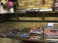 FHM, Empire, Maxim, Nuts, loads of TV and film magazines