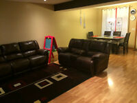 FULLY FURNISHED, BEAUTIFUL, DETACHED HOUSE WITH DOUBLE GARAGE