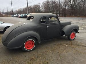 1935 Dodge Coupe Project
