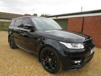 Land Rover Range Rover Sport Sdv6 Autobiography Dynamic DIESEL AUTOMATIC 2015/15