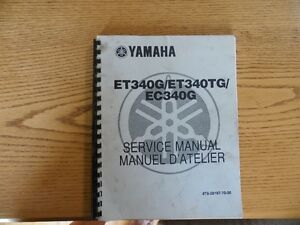 Yamaha Snowmachine Manual