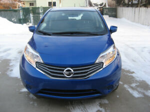 2016 Nissan Versa Note ONLY 830KM
