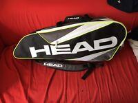 Head 9 racket bag