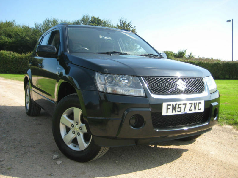 suzuki grand vitara 1 9ddis 4x4 in coleford gloucestershire gumtree. Black Bedroom Furniture Sets. Home Design Ideas