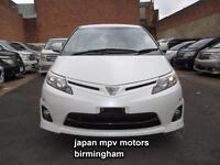 2009 Toyota Estima Aeras G Edition MPV 2.4 DVD GPS REVERSE CAMERA 59 PLATE