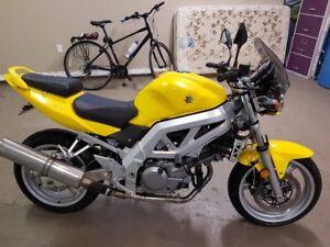 2004 Suzuki SV650N