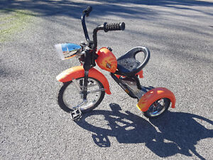 Tricycle Harley Davidson