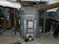 Looking for old boiler removal