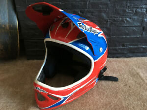 TLD Bike helmet