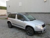 2014 Skoda Yeti 2.0 TDI CR DPF Adventure Station Wagon 4x4 5dr