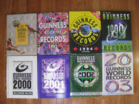 8 Guinness Book of Records