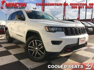 2017 Jeep Grand Cherokee Trailhawk  - Leather Seats