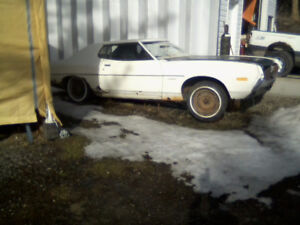 1972 Ford Torino Coupe (2 door)