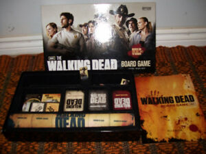 AMC the Walking Dead board game by Cryptozoic entertainment