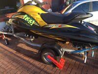 Yamaha jet ski gp1300r