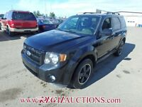 2012 FORD ESCAPE 4D 4WD 3.0L