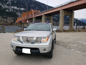2005 Nissan Frontier le Pick-up Truck SAFETIED!