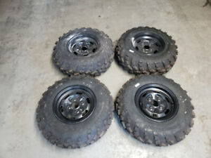 set of NEW ATV tires & rims