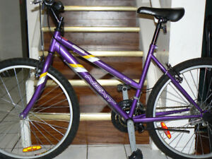 BRAND NEW Large Mountain Bike- Made In CANADA -Upto 5 Ft 11 Inch