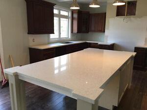 Granite~Quartz Cuntertop $35/sf with 100% satification guarantee