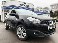 2013 Nissan QASHQAI ACENTA Manual Hatchback