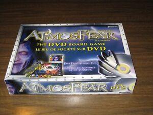 Atmosfear The Gatekeeper/Atmosfear The Harbingers $25 ea.