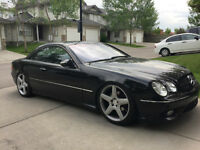 2003 Mercedes-Benz CL500 AMG