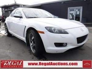 2006 MAZDA RX-8  2D COUPE