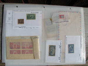 Stamps very old